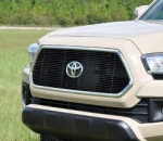 Black Billet Grille Kit 2016 Tacoma