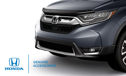 2017 CR-V Genuine Parts and Accessories