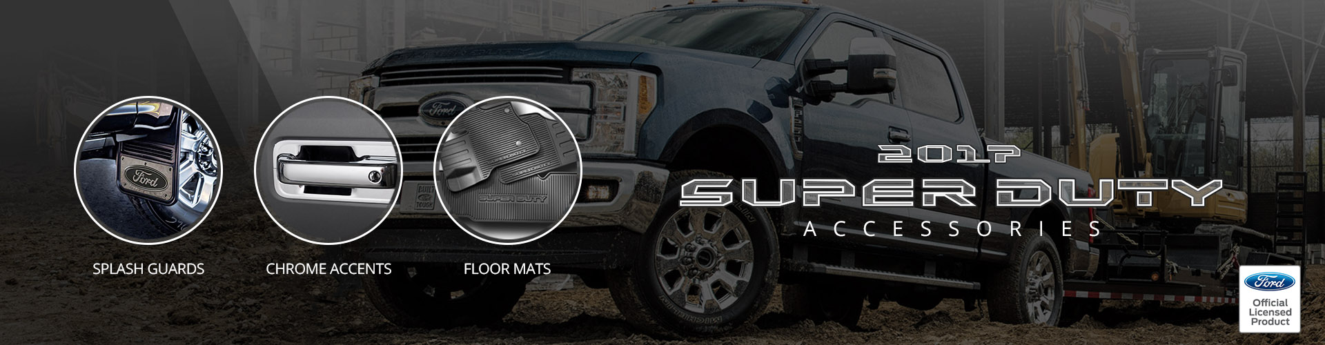 2017 Ford F-250 Super Duty Accessories