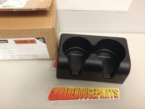 2004-2012 COLORADO OR CANYON BLACK CUP HOLDER