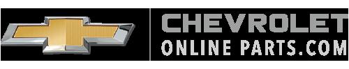 Chevrolet Online Parts.comm Logo