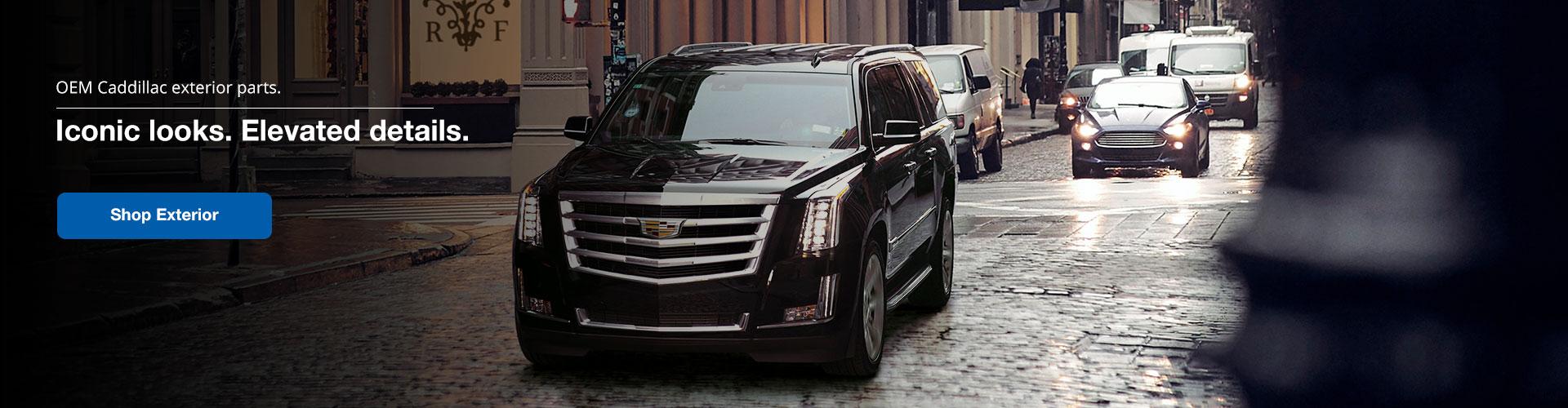Cadillac Exterior Parts