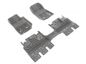 Jeep Slush Floor Mats & Cargo Covers