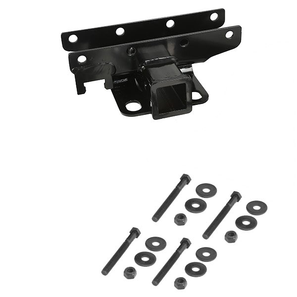 2 Inch Receiver Hitch; 07-16 Jeep Wrangler JK - Rugged Ridge