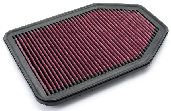 Reusable Air Filter; 07-16 Jeep Wrangler JK - Rugged Ridge
