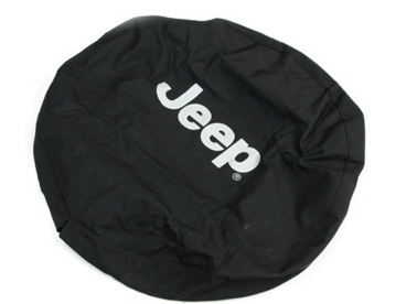 JEEP LOGO SPARE TIRE COVER CLOTH - MOPAR (82208164AC)