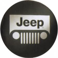 Mopar 82208450 Jeep Grille Spare Tire Cover