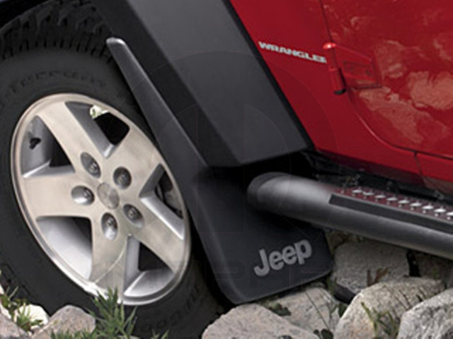 Jeep Wrangler JK 2007-2018 Splash Guards ALL 4