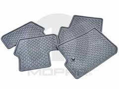 Jeep Slush Mats Compass Patriot 82210598AC