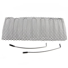 Mesh Grille Insert, Black; 07-16 Jeep Wrangler JK - Rugged Ridge