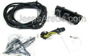 JEEP WRANGLER HARD TOP WIRING KIT