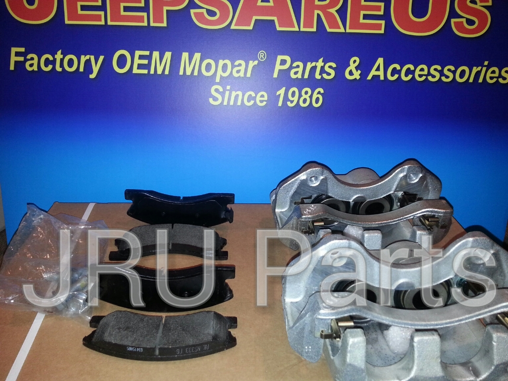 AKEBONO BRAKE CALIPER KIT JEEP GRAND CHEROKEE