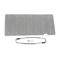 Grille Insert, Black; 07-16 Jeep Wrangler JK - Rugged Ridge