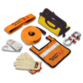XHD Recovery Gear Kit, 20000 Pounds - Rugged Ridge