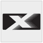 MOPAR WRANGLER X DECAL BLACK 1DS88GX9AA