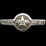 Oscar Mike Jeep Decal Badge Emblem 68093911AB
