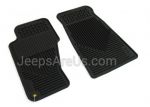 SLUSH FLOOR MATS JEEP GRAND CHEROKEE 1999-2004 - MOPAR (82207426AC)