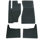Jeep Grand Cherokee WK Slush Mats Slate Gray 82209070AB