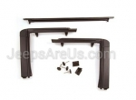 Jeep Wrangler Hardware Kit for Hardtop to Sun Bonnet Combo Kit 2007-2009 2 dr