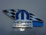 EMBLEM MOPAR PERFORMANCE JEEP DODGE RAM - MOPAR (82214234)