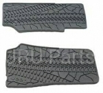 Slush Floor Mats Jeep Wrangler JK and Unlimited