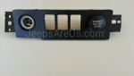 Jeep Fog Light Switch Bezel
