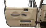 Jeep Wrangler TJ Full Door Panel Individual
