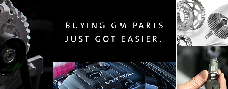 GM PARTS 24/7 Banner 6