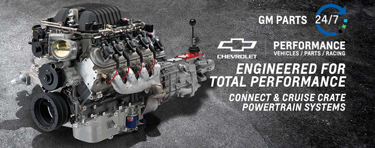 GM Parts 247 Chevrolet Performance Engines