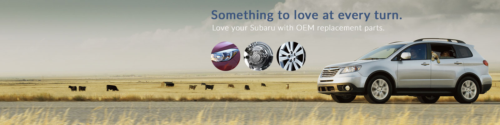 Subaru Parts Counter Banner 3
