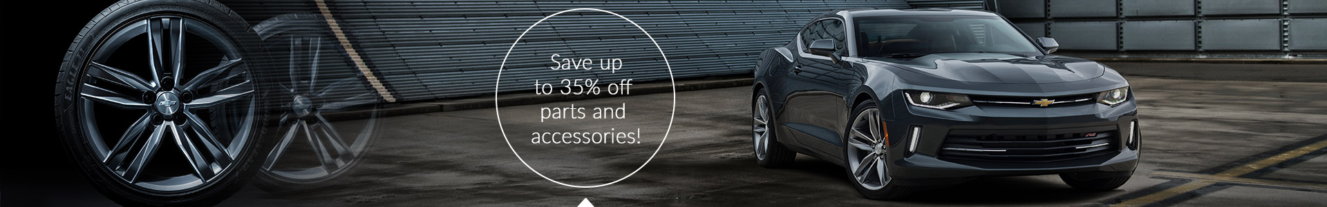 Save up to 35% on GM Parts