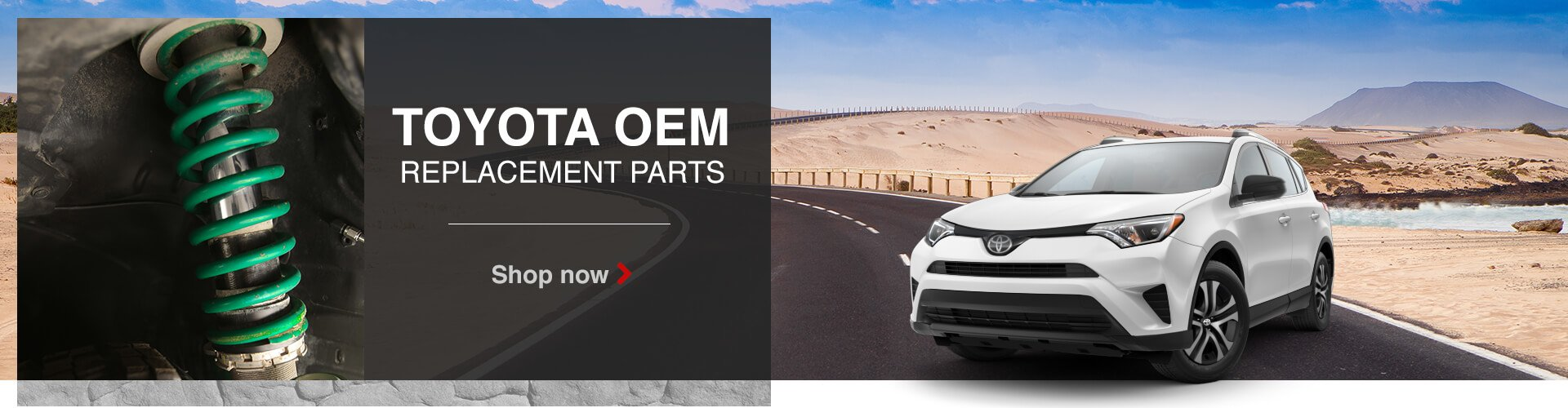 OEM Toyota Replacement Parts