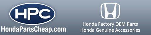 Honda Genuine 08U25-S84-100F Ashtray
