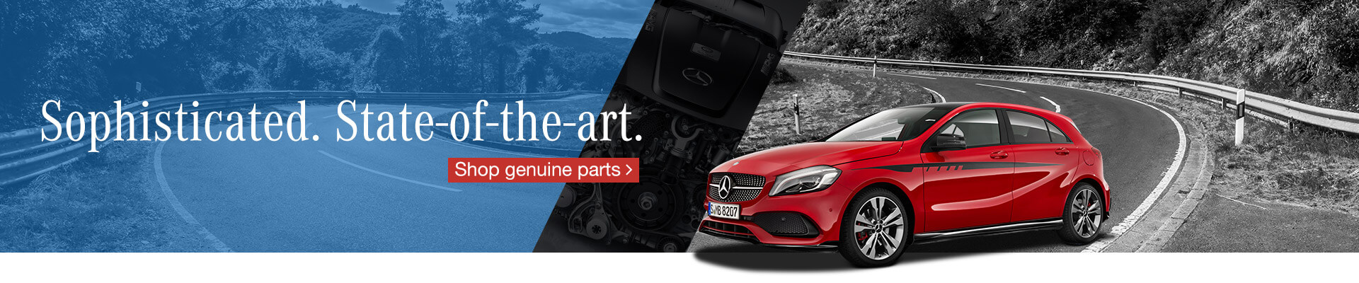 Genuine Mercedes-Benz Parts
