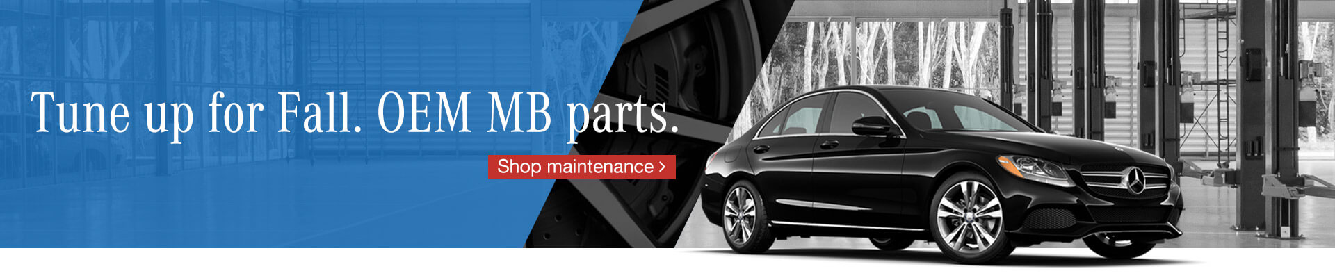 Mercedes-Benz Maintenance OEM Parts