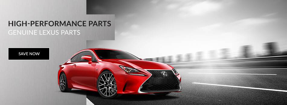 OEM Lexus High Performance Parts