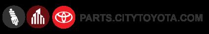 parts.citytoyota.com Logo