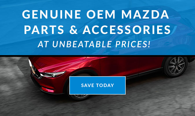 Mazda OEM Parts and Accessories