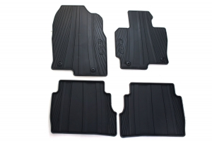 CX-5 All weather Floor Mats (Set of 4)
