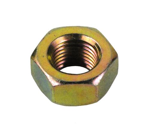 Upper Control Arm Nut