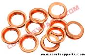 Nissan Oil Pan Drain Plug Washers - 10 Pack