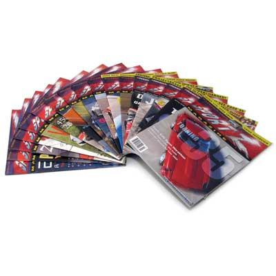 Sport Z Magazine Collectors Pack - 18 Issues