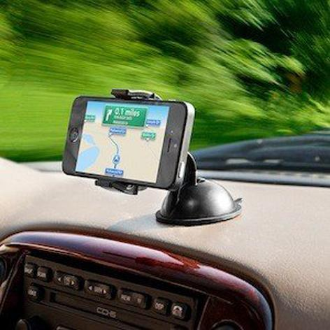Mi-T GRIP Smartphone Dash and Window Mount - *Highly recommended as The Best Phone Car Mount*