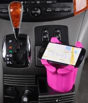 Hercules Holder in Pink - <strong>The Ultimate Smartphone holder that goes anywhere you go!</strong>