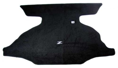 Nissan Carpeted Trunk Mat in Black - Z34 370Z