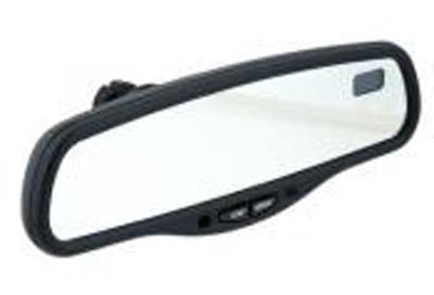 Nissan Auto-dimming Rear View Mirror with Compass and Homelink - 2008 to 2011 Altima Coupe