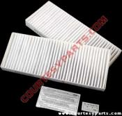 Nissan In-Cabin Microfilters - 2005 to 2013 Frontier, Pathfinder & Xterra