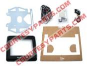 DVD Docking Station Install Kit - 2005 to 2008 Pathfinder w/sunroof