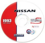 1993 Sentra/NX Coupe Factory Service Manual CD-ROM (Text Searchable) - Out of Stock for Update