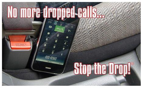 """Drop Stop"" *Don't Drop and Drive* as seen on SHARK TANK"